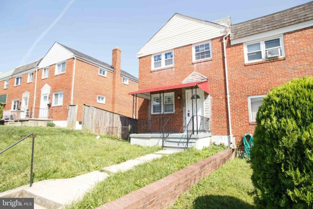 4831 Aberdeen Avenue, BALTIMORE, MD 21206 (#MDBA471938) :: The Speicher Group of Long & Foster Real Estate