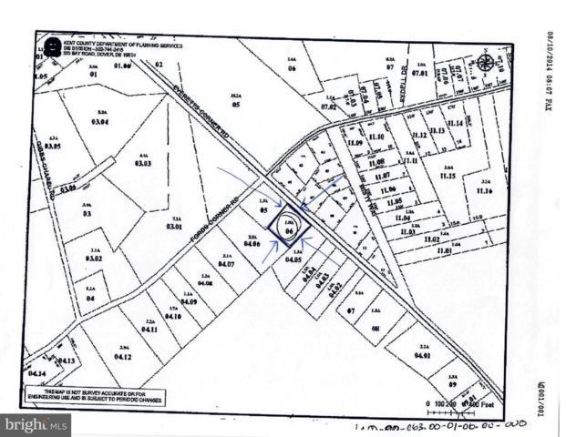 0 Everetts Corner Road, HARTLY, DE 19953 (#DEKT229666) :: Atlantic Shores Sotheby's International Realty