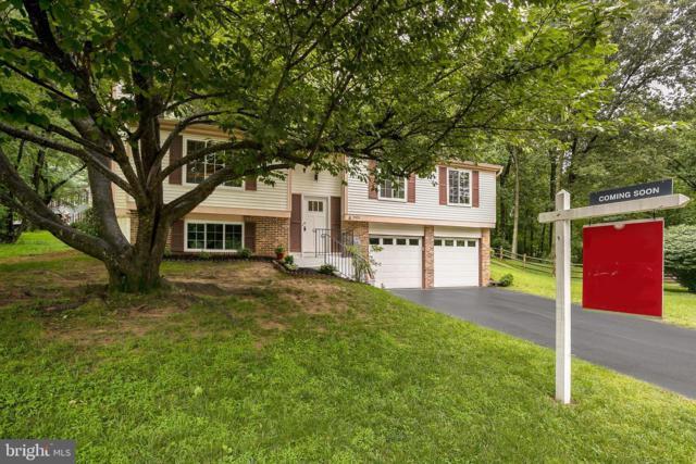 5923 Vernons Oak Court, BURKE, VA 22015 (#VAFX1068776) :: Eng Garcia Grant & Co.