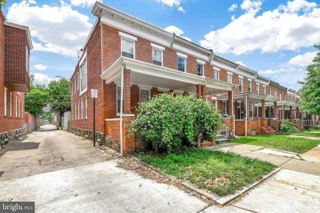 3141 Dudley Avenue, BALTIMORE, MD 21213 (#MDBA472018) :: The Miller Team