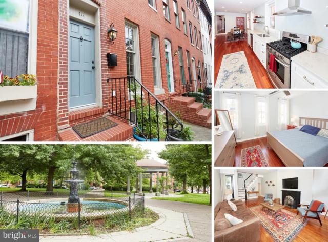 111 S Stricker Street, BALTIMORE, MD 21223 (#MDBA472024) :: Circadian Realty Group