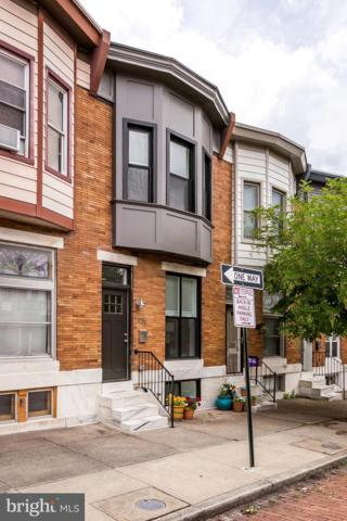 136 S Potomac Street, BALTIMORE, MD 21224 (#MDBA472034) :: The Maryland Group of Long & Foster Real Estate