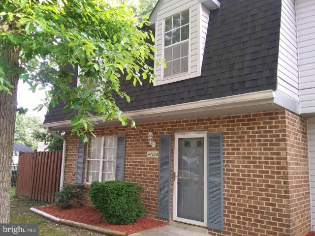 4707-A Rookewood Place 21-K, WALDORF, MD 20602 (#MDCH203116) :: AJ Team Realty