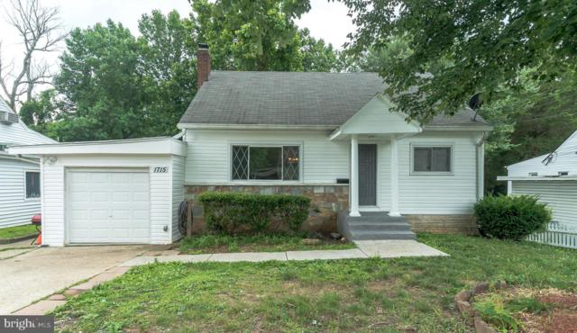 1715 Carter Lane, WOODBRIDGE, VA 22191 (#VAPW470362) :: Pearson Smith Realty