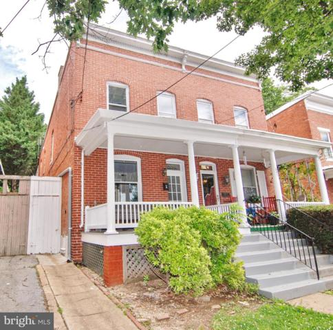 203A W South Street, FREDERICK, MD 21701 (#MDFR248040) :: The Miller Team