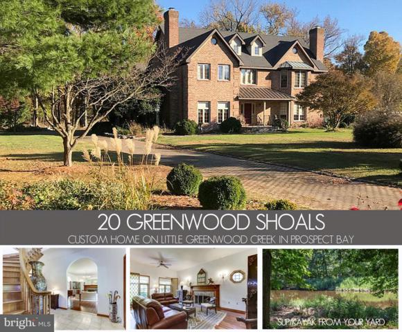 20 Greenwood Shoals, GRASONVILLE, MD 21638 (#MDQA140298) :: Eng Garcia Grant & Co.