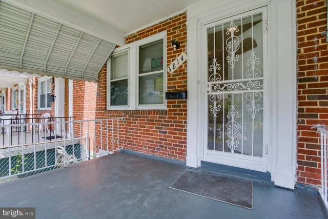 3814 Hayward Avenue, BALTIMORE, MD 21215 (#MDBA472154) :: Colgan Real Estate