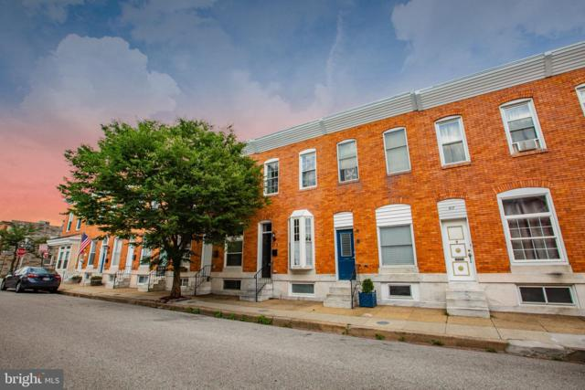 313 S Robinson Street, BALTIMORE, MD 21224 (#MDBA472174) :: The Dailey Group
