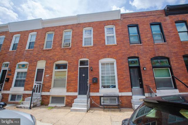 632 S Belnord Avenue, BALTIMORE, MD 21224 (#MDBA472186) :: Blue Key Real Estate Sales Team