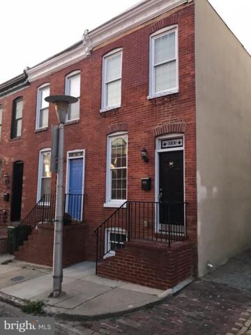122 E Clement Street, BALTIMORE, MD 21230 (#MDBA472194) :: Five Doors Network
