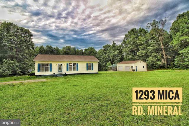 1293 Mica Road, MINERAL, VA 23117 (#VALA119356) :: Eng Garcia Grant & Co.