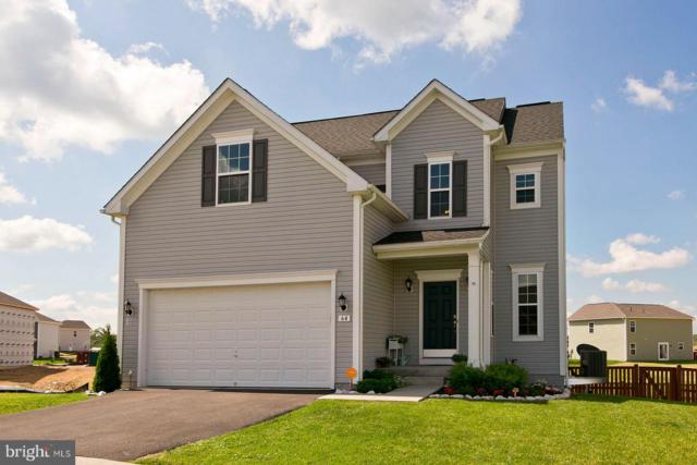 64 Pappy Court, BUNKER HILL, WV 25413 (#WVBE168516) :: Browning Homes Group