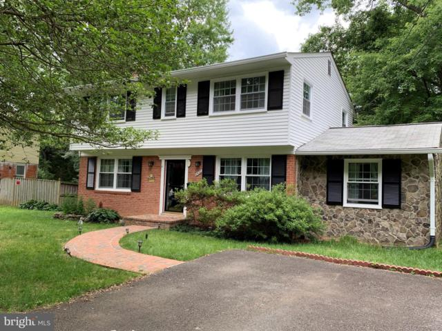 2432 Drexel Street, VIENNA, VA 22180 (#VAFX1069238) :: The Dailey Group