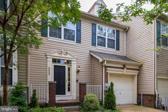 5805 Ivy League Drive, BALTIMORE, MD 21228 (#MDBC461214) :: Corner House Realty