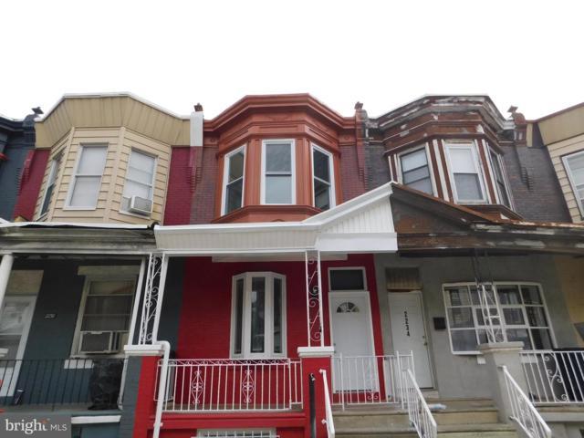 2232 W Oakdale Street, PHILADELPHIA, PA 19132 (#PAPH805508) :: Dougherty Group