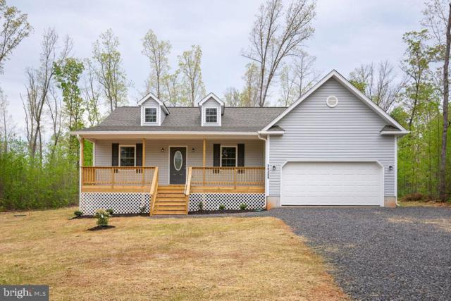 13199 Marquis Road, UNIONVILLE, VA 22567 (#VAOR134182) :: Network Realty Group