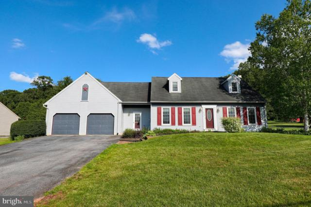 1424 Reading Road, MOHNTON, PA 19540 (#PALA134278) :: The Heather Neidlinger Team With Berkshire Hathaway HomeServices Homesale Realty