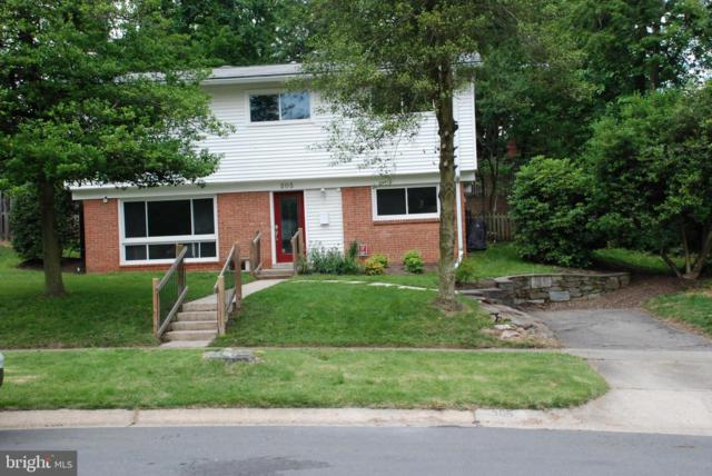 205 Thistle Drive, SILVER SPRING, MD 20901 (#MDMC663828) :: The Sebeck Team of RE/MAX Preferred