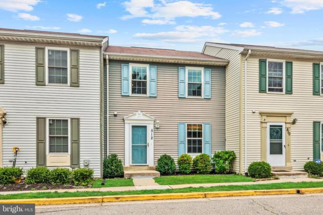 512 Domain Court, ODENTON, MD 21113 (#MDAA403160) :: Great Falls Great Homes
