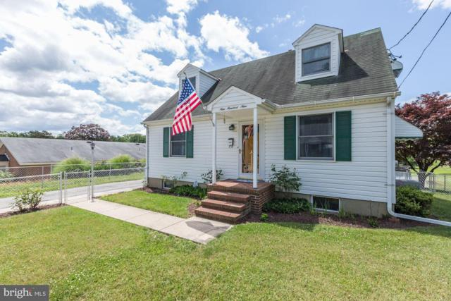 909 Van Buren Street, ANNAPOLIS, MD 21403 (#MDAA403236) :: The Sebeck Team of RE/MAX Preferred