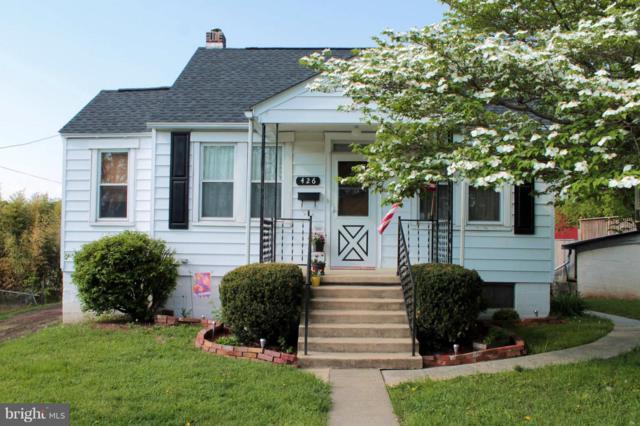 426 E Washington Street, HAGERSTOWN, MD 21740 (#MDWA165506) :: Dart Homes