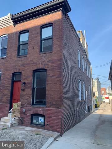 500 S Streeper Street, BALTIMORE, MD 21224 (#MDBA472376) :: The Riffle Group of Keller Williams Select Realtors