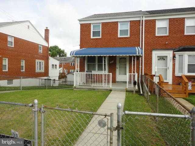 967 Middlesex Road, BALTIMORE, MD 21221 (#MDBC461514) :: The Miller Team