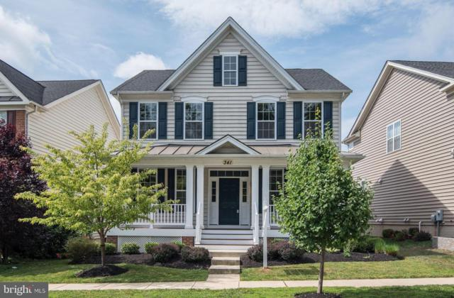 341 Picea View Court, DERWOOD, MD 20855 (#MDMC664054) :: ExecuHome Realty