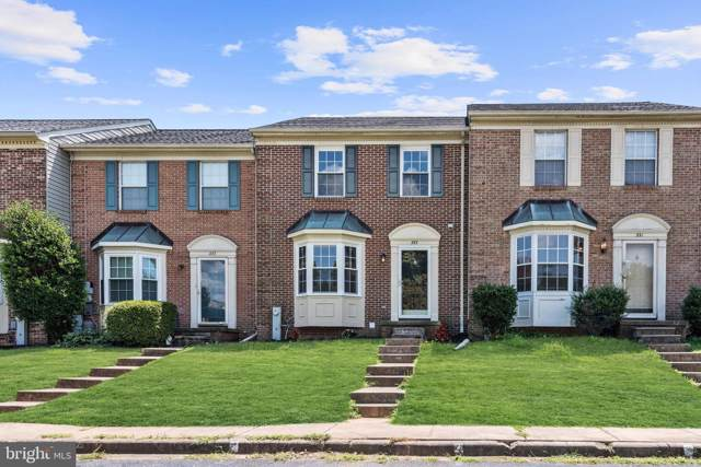 333 Sunray Court, ABINGDON, MD 21009 (#MDHR234564) :: Advance Realty Bel Air, Inc
