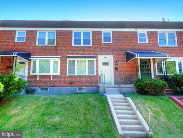 5455 Moores Run Drive, BALTIMORE, MD 21206 (#MDBA472440) :: The Gold Standard Group