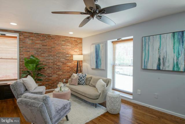 2300 18TH Street NW #107, WASHINGTON, DC 20009 (#DCDC431008) :: Crossman & Co. Real Estate