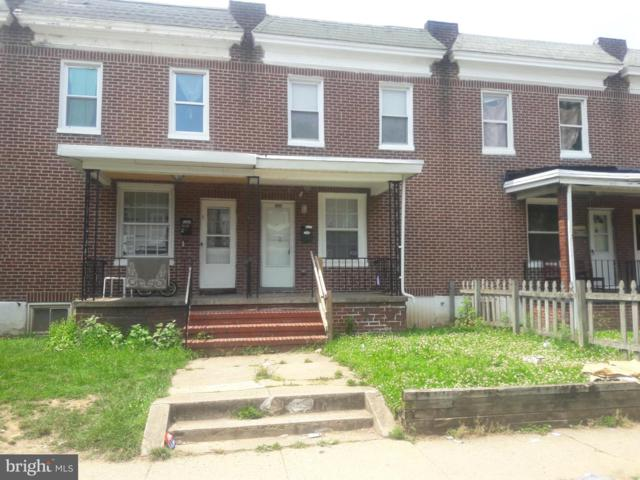3560 Horton Avenue, BALTIMORE, MD 21225 (#MDBA472484) :: Eng Garcia Grant & Co.
