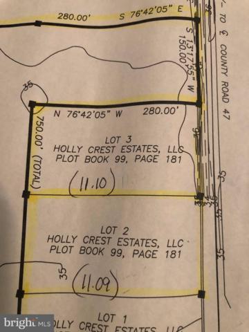 Lot2 Hurdle Ditch Road, HARBESON, DE 19951 (#DESU142202) :: Jim Bass Group of Real Estate Teams, LLC