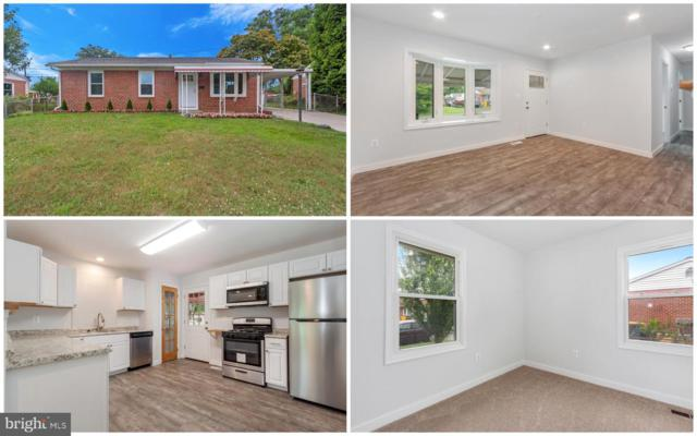 1207 Kenwood Road, GLEN BURNIE, MD 21060 (#MDAA403380) :: Blackwell Real Estate