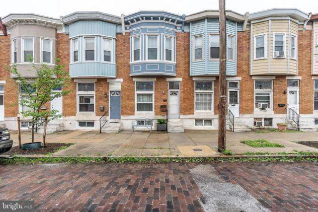 530 S Lehigh Street, BALTIMORE, MD 21224 (#MDBA472520) :: The Miller Team