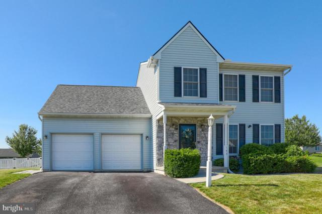 145 Bryn Way, MOUNT WOLF, PA 17347 (#PAYK118780) :: The Jim Powers Team