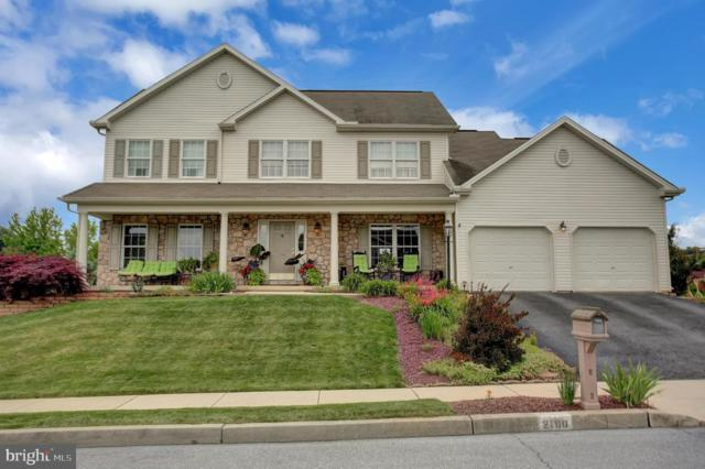 2180 Canterbury Drive, MECHANICSBURG, PA 17055 (#PACB114278) :: The Joy Daniels Real Estate Group