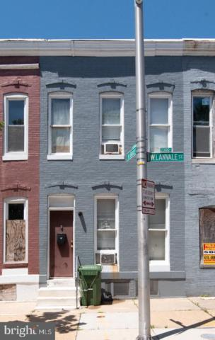 2024 W Lanvale Street, BALTIMORE, MD 21217 (#MDBA472564) :: The Gold Standard Group