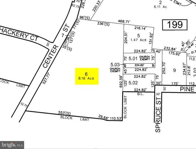 0 Center Street, SEWELL, NJ 08080 (#NJGL242776) :: Ramus Realty Group