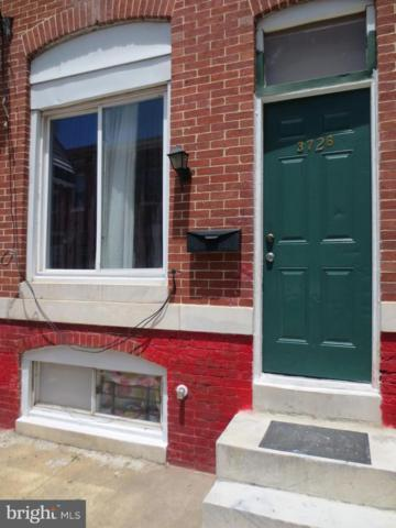 3726 Mount Pleasant Avenue, BALTIMORE, MD 21224 (#MDBA472598) :: Colgan Real Estate