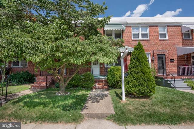 4349 Newport Avenue, BALTIMORE, MD 21211 (#MDBA472600) :: Kathy Stone Team of Keller Williams Legacy