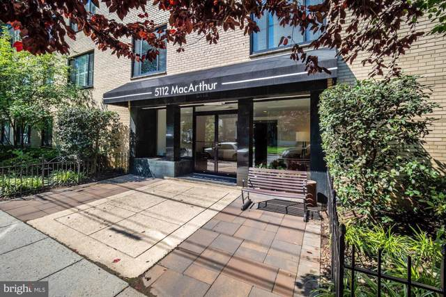 5112 Macarthur Boulevard NW #101, WASHINGTON, DC 20016 (#DCDC431164) :: Keller Williams Pat Hiban Real Estate Group