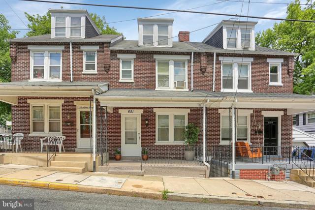 681 Poplar Street, LANCASTER, PA 17603 (#PALA134526) :: John Smith Real Estate Group