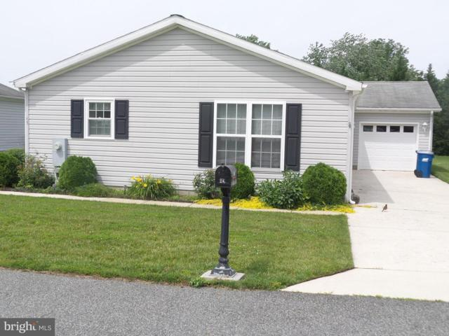 45 Rickards Lane, CAMDEN WYOMING, DE 19934 (#DEKT229826) :: Brandon Brittingham's Team
