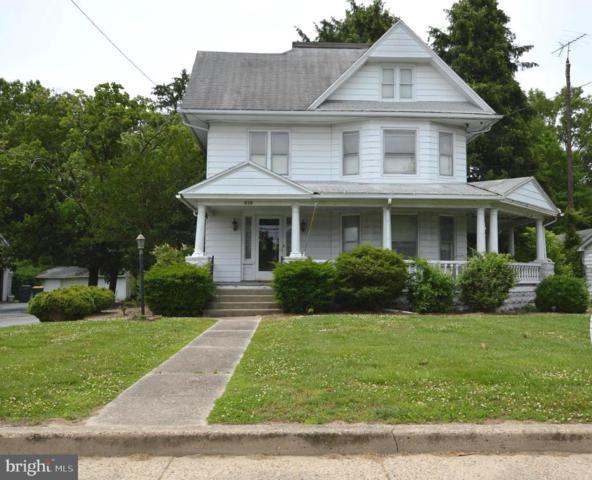 418 W Market Street, GEORGETOWN, DE 19947 (#DESU142260) :: The Windrow Group