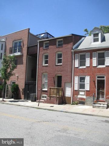 6 E West Street, BALTIMORE, MD 21230 (#MDBA472612) :: Five Doors Network