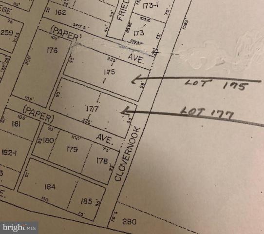 L 175 Clovernook Avenue, BENSALEM, PA 19020 (#PABU471884) :: RE/MAX Main Line