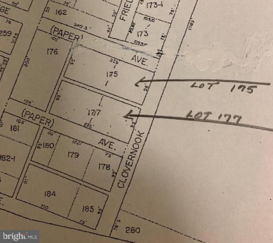 L 177 Clovernook Avenue, BENSALEM, PA 19020 (#PABU471886) :: RE/MAX Main Line