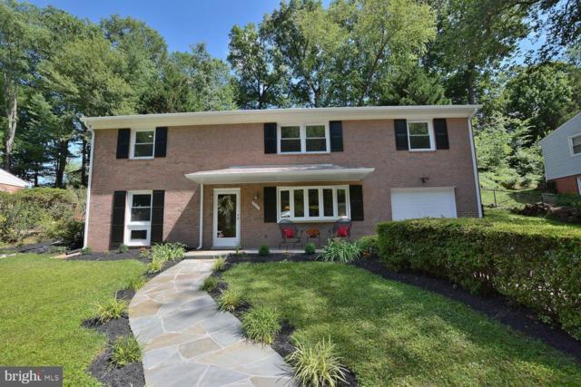 8609 Langport Drive, SPRINGFIELD, VA 22152 (#VAFX1070214) :: John Smith Real Estate Group