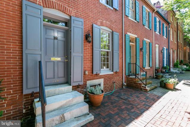 119 W Hill Street, BALTIMORE, MD 21230 (#MDBA472640) :: Blue Key Real Estate Sales Team